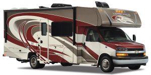 RV types motorhome class, #drivebytourists #fulltimers #rvlifestyle rv selection