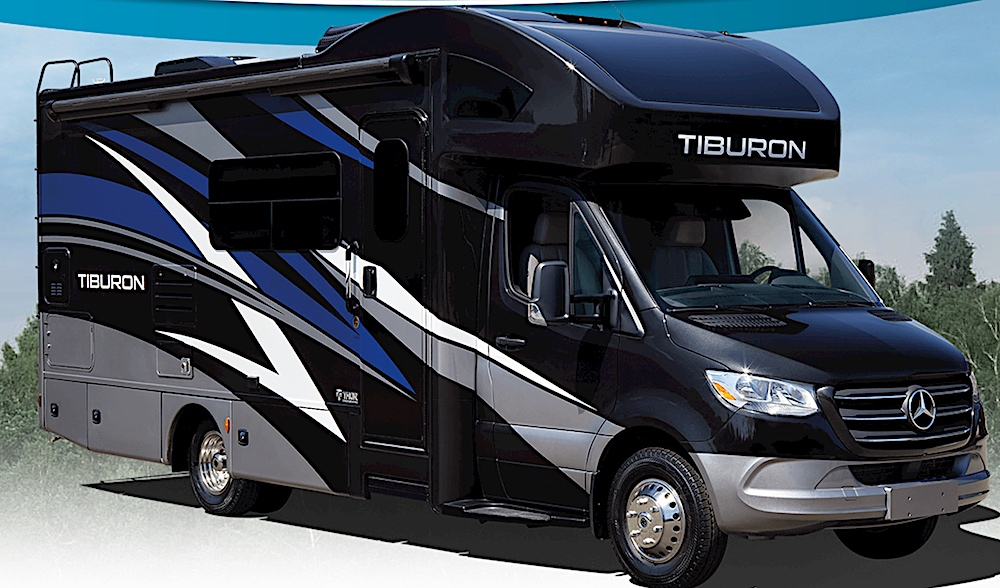 outfitting and upgrades, Tiburon, #drivebytourists