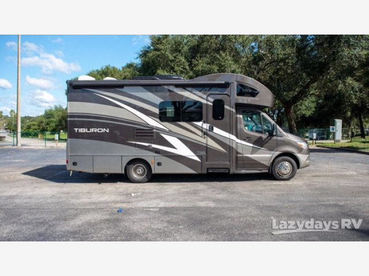 RV Choice Thor Tiburon, #tiburon #drivebytourists Sprinter
